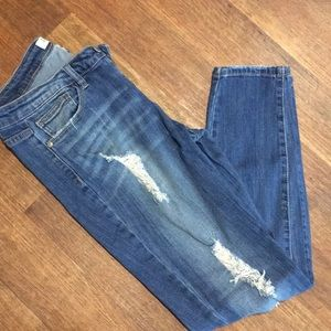 Skinnies size 13